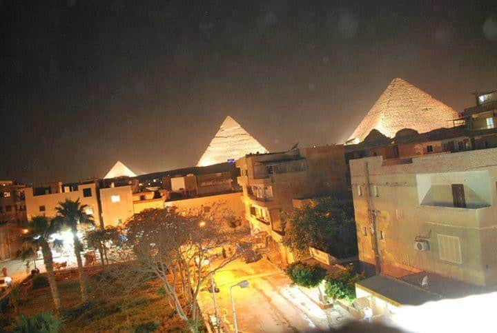 Abo Stait - Pyramid View Homestay