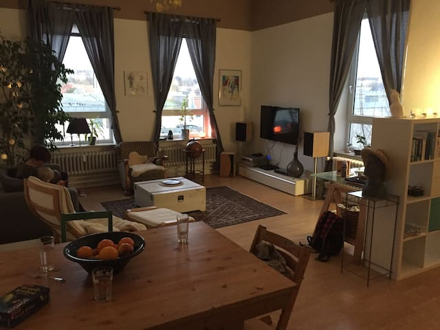 3 Zimmer -  Zentral in Flensburg - 弗倫斯堡(Flensburg) - 公寓