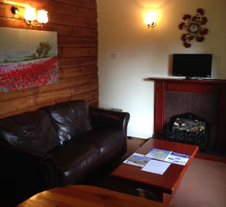 Poppy Lodge at Altamount Park - Blairgowrie and Rattray - Natuur/eco-lodge