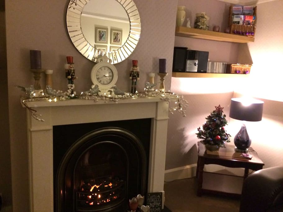 It's beginning to look a lot like Christmas at Chesterfield Villas...