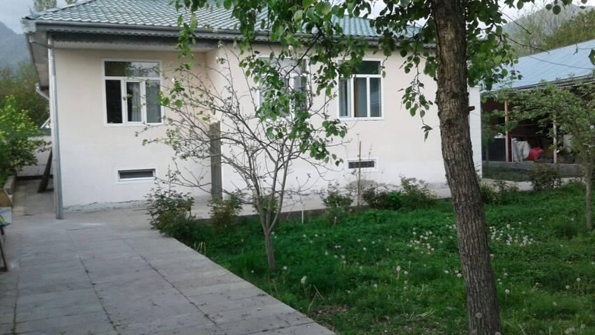 Gabala living tourist house