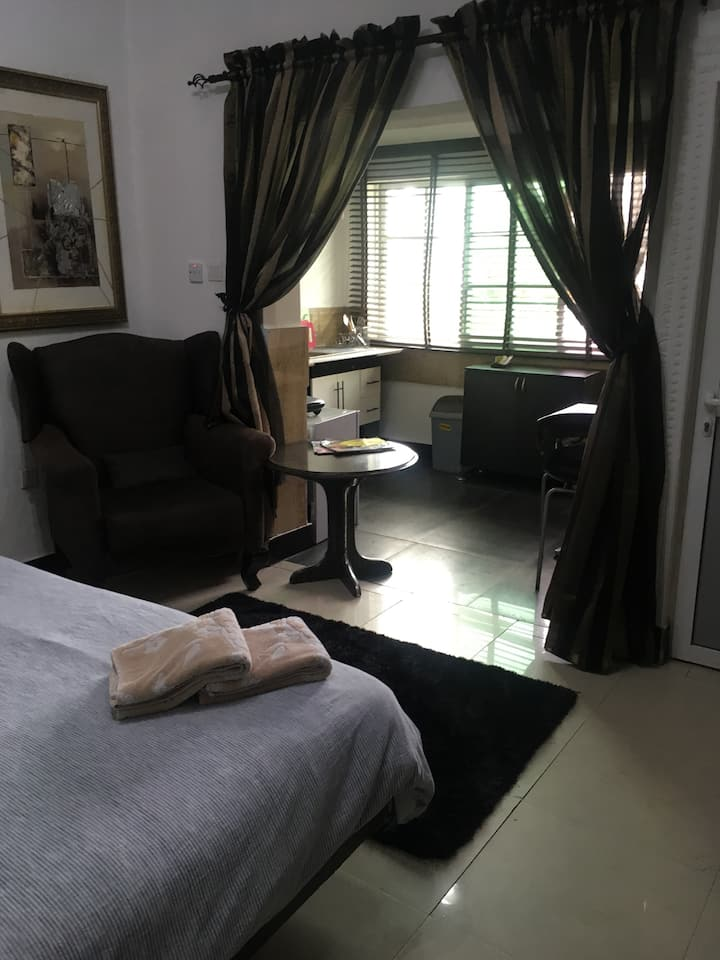 Studio Apartment  The Residence Ikoyi
