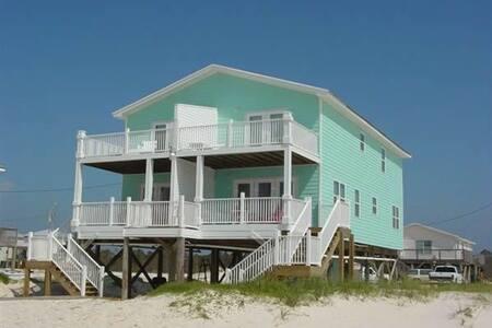Beach Walk West - Gulf Shores - Hus