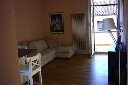 """Anastasia's apartment"" Romantic heart of Ferrara - Ferrara - Byt"