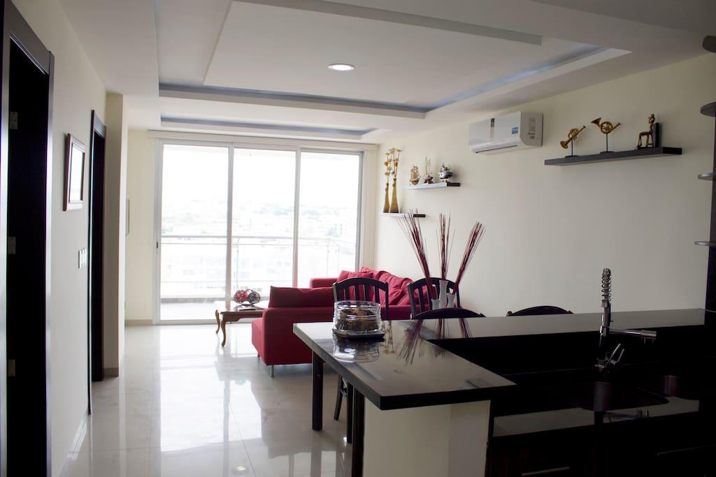 Combo Living Room
