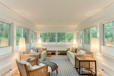 Modern Hampton's Get-Away Near Bay Beaches - Sag Harbor - Σπίτι