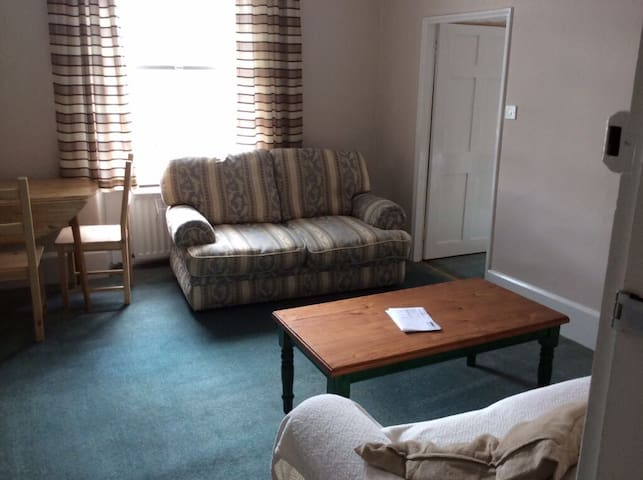 1 bed flat in Durham City Centre