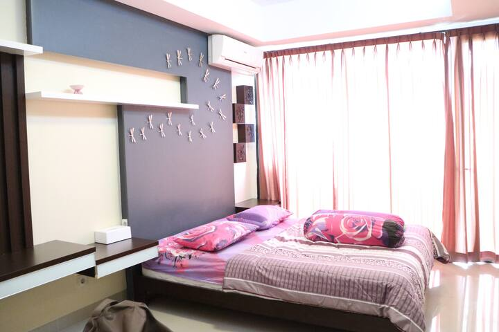 Apartment at DAGO BANDUNG. Start Rp.300K/night!