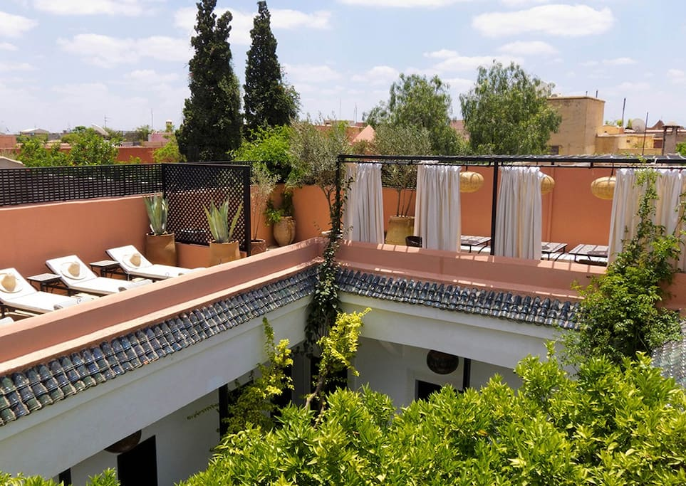 Hotel riad marrakech pas cher chambres d 39 h tes louer - Chambre d hote porto vecchio pas cher ...