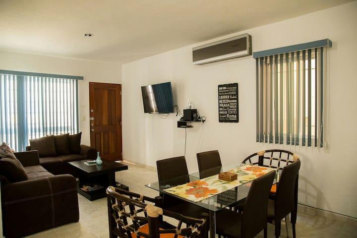 Beautiful Rooms @Downtown Playa - Playa del Carmen