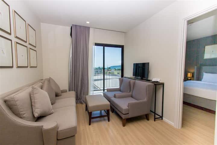 Sea view 2 bedroom near Kata beach