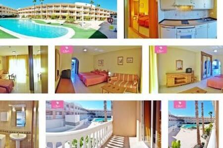 Residence con piscina - Arona - Pis