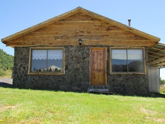 Cabañas totalmente equipadas en Antuco