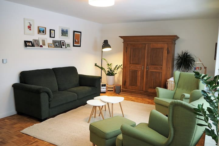Homely, spacious house with garden - top location - Nürnberg - Hus
