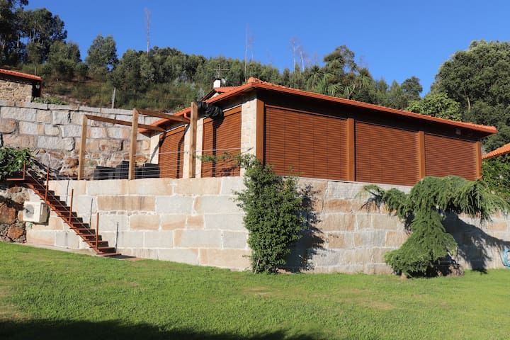 Quinta do Perguntouro - Casa Contemporânea