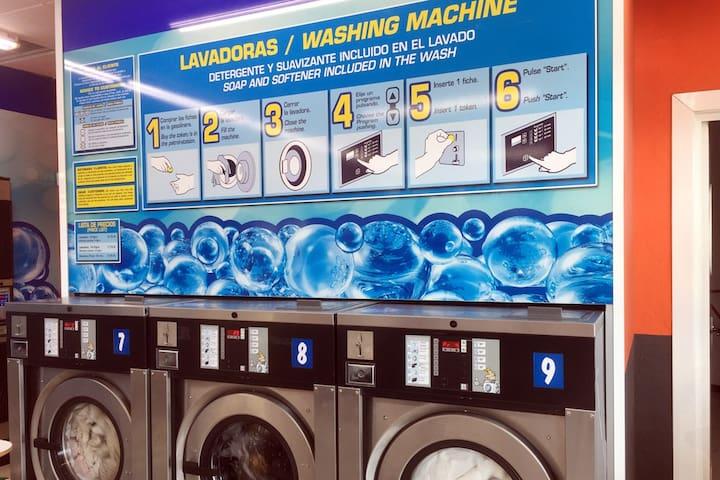 Lavandería/Laundry