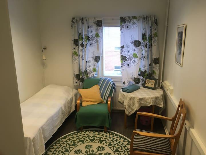Vihreä talo - Casa verde, johtajan huone