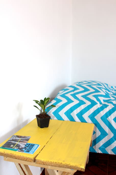 detalles del cuarto /details of the room