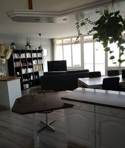 Joli appartement avec belle vue proche de Nyon