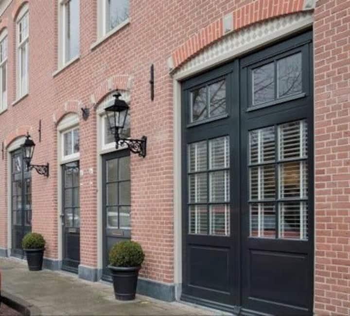 Nieuw appartement in Centrum van Haarlem 76m2