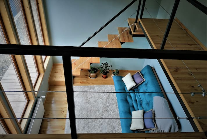 Cozy apartment in Puerto Natales downtown