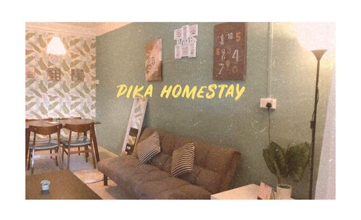 Pika Homestay, Sandakan