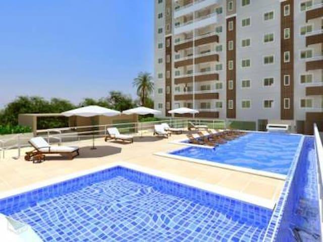 Excelente Apartamento Ed Belas Aguas Maraponga - Fortaleza - Flat