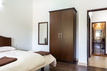 Park Walfredo Goa. Standard room.