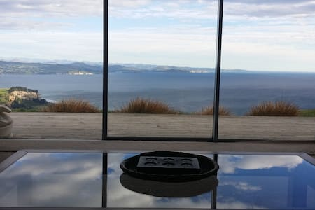 Sunny, warm, modern self contained holiday house - Heyward Point - Haus