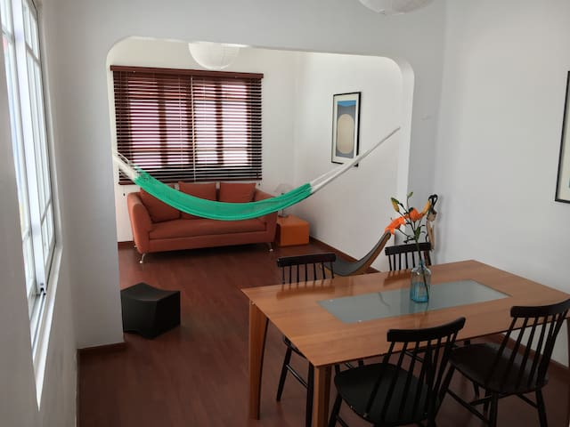 Beautiful apartment in Mexico City - Ciutat de Mèxic - Pis
