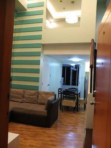 Condo solo room at GA Tower 2
