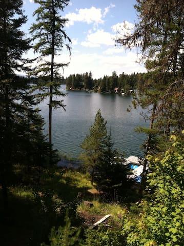 4 bedroom House on echo lake, bigfork Mt. - Bigfork - Hus