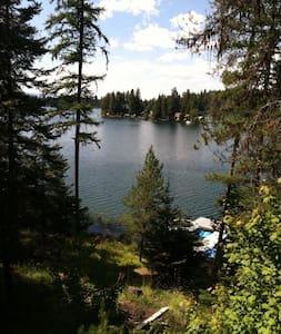 4 bedroom House on echo lake, bigfork Mt. - Bigfork - Casa
