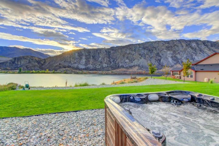 Chelan  Home for Rent- Must be 35+ yrs old to rent