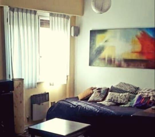 Cálido apartamento a metros del Puerto de Olivos