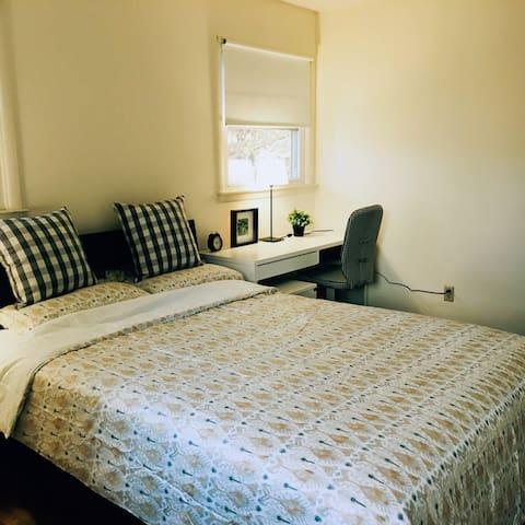 spacious room near downtown Princeton