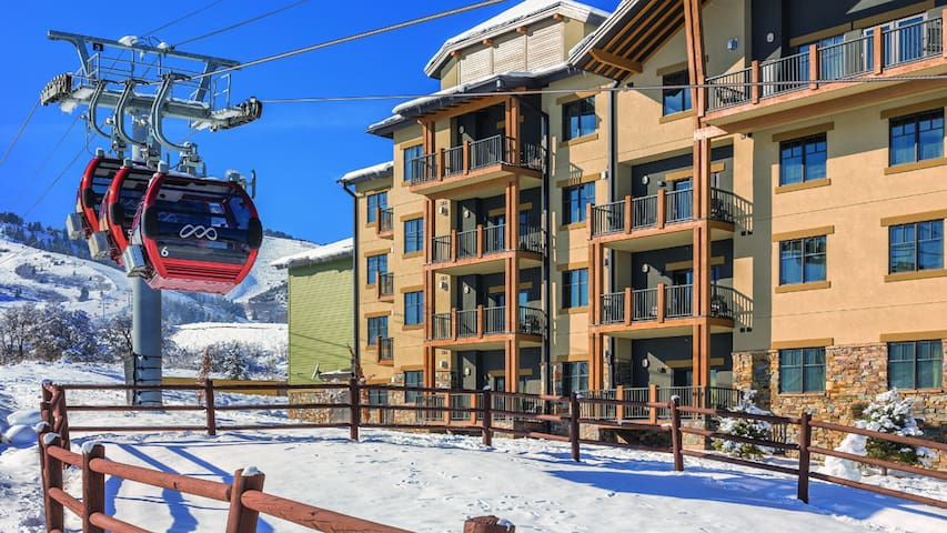 Stay at Park City Resort for a mountain of fun!
