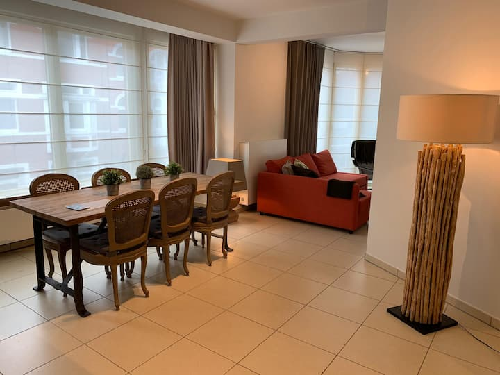 Modern design appartement op top locatie