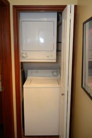 Insuite Washer/Dryer