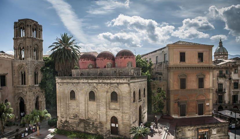 ROSMARINO'S HOUSE