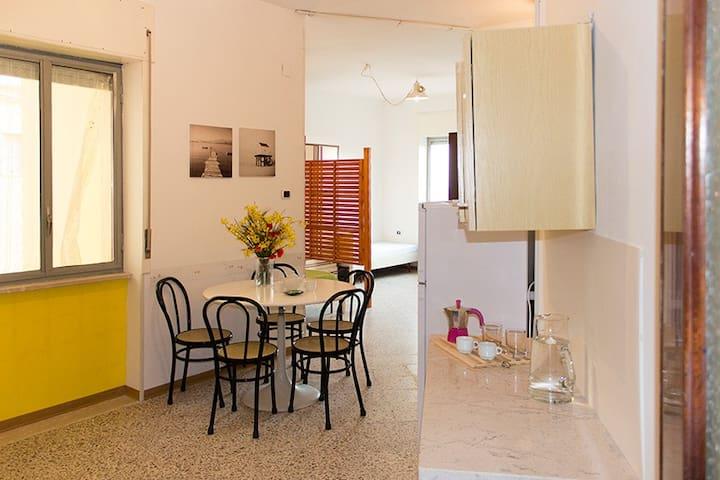 Villammare (Cilento - Sa) Vacanza, mare e relax - Villammare - Apartamento
