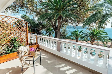 Amazing view studio - Herceg Novi - Appartement