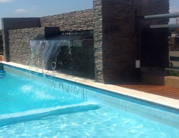 Dptos C Paz vacaciones - Villa Carlos Paz - Apartment