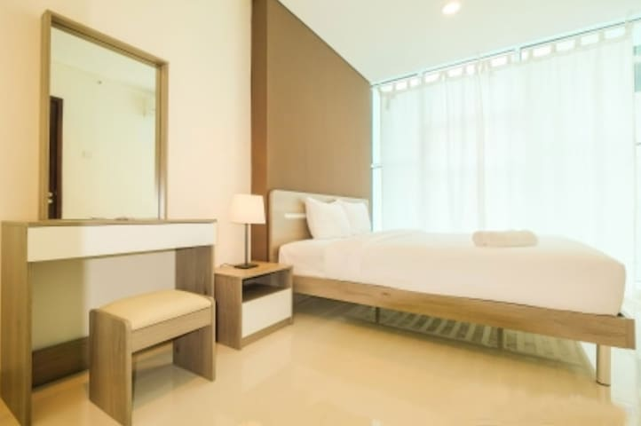 Brooklyn Apartment, 1 BR, Alam Sutera, 45m2