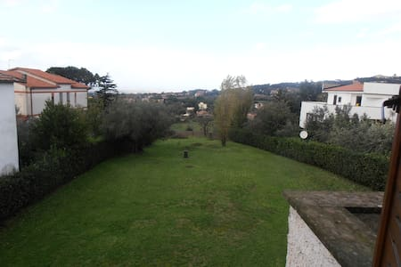 Villa Maximo at Castelli Romani - Albano Laziale - Byt