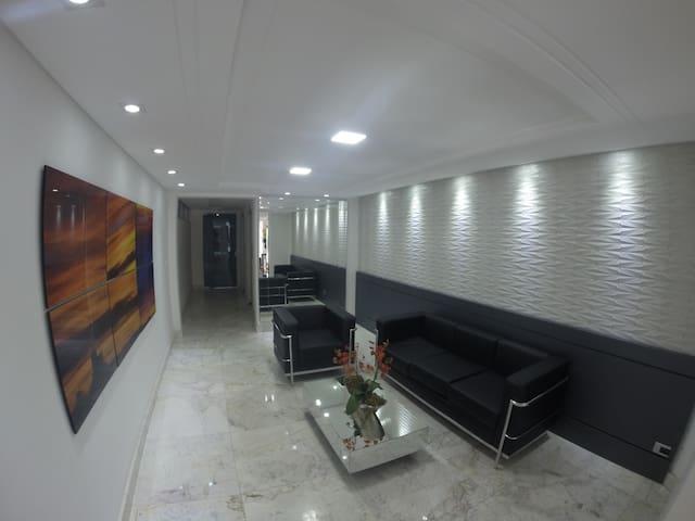 Apartamento no coração do Batel - Curitiba