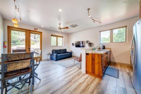 LaFave- Luxury Suite at Zion: The Zion Suite