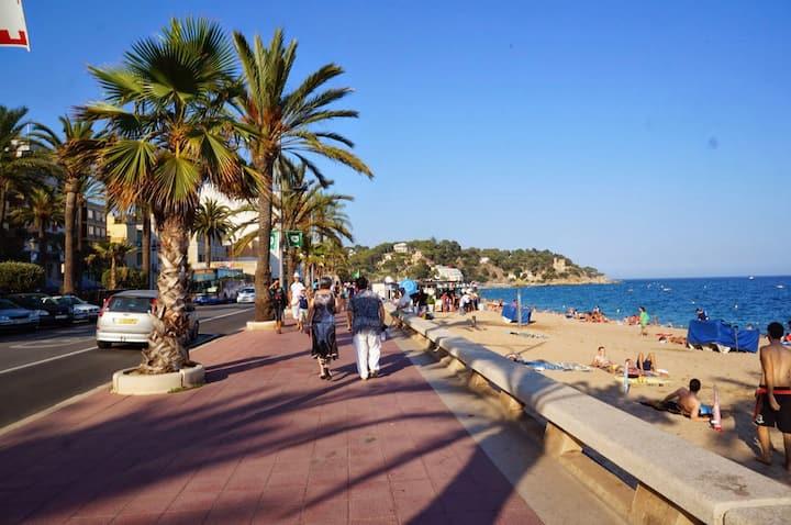 Calafats 5-H(2/3pax)-Free WiFi-20m Beach