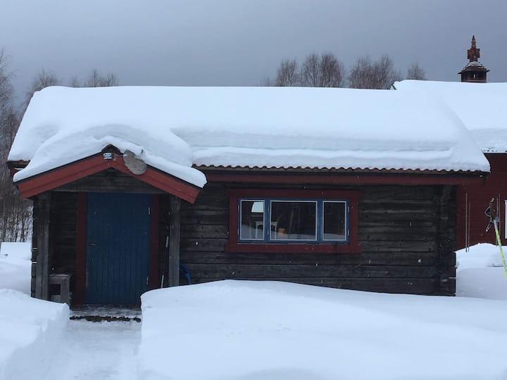 Stuga i Mora, Bonäs