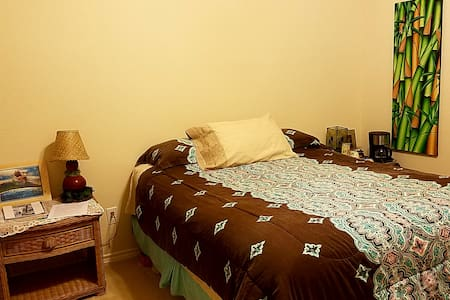 Private Bedroom & Bath in S. DFW Suburb- Mansfield - Mansfield - House